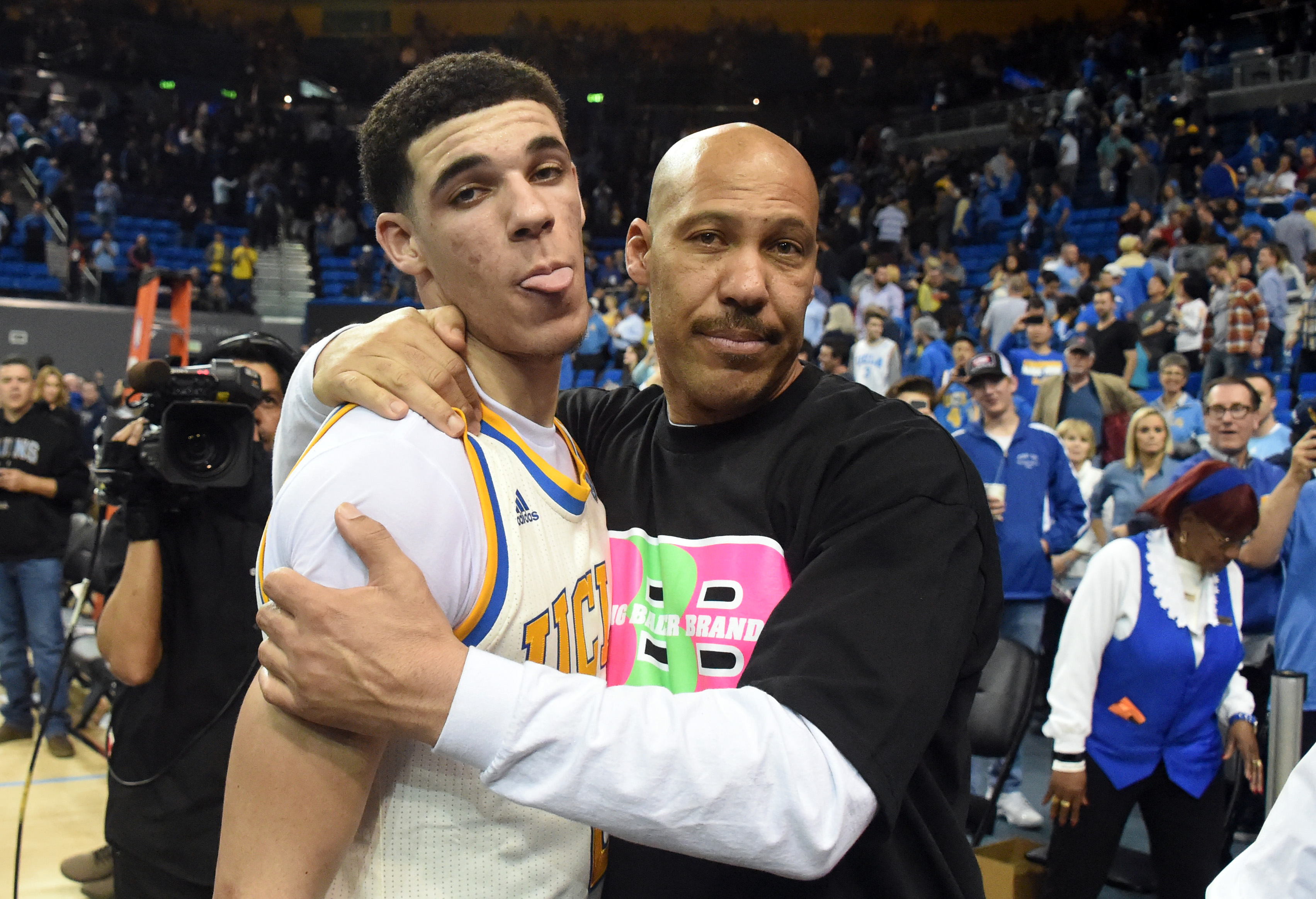 Image result for lonzo ball lakers