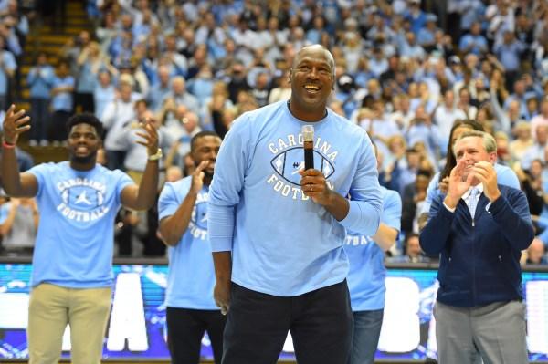 Unc Basketball Reason Michael Jordan