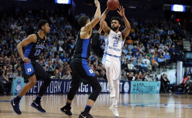 Unc Basketball Tar Heels Stay Put In Latest Ap Top 25 Poll