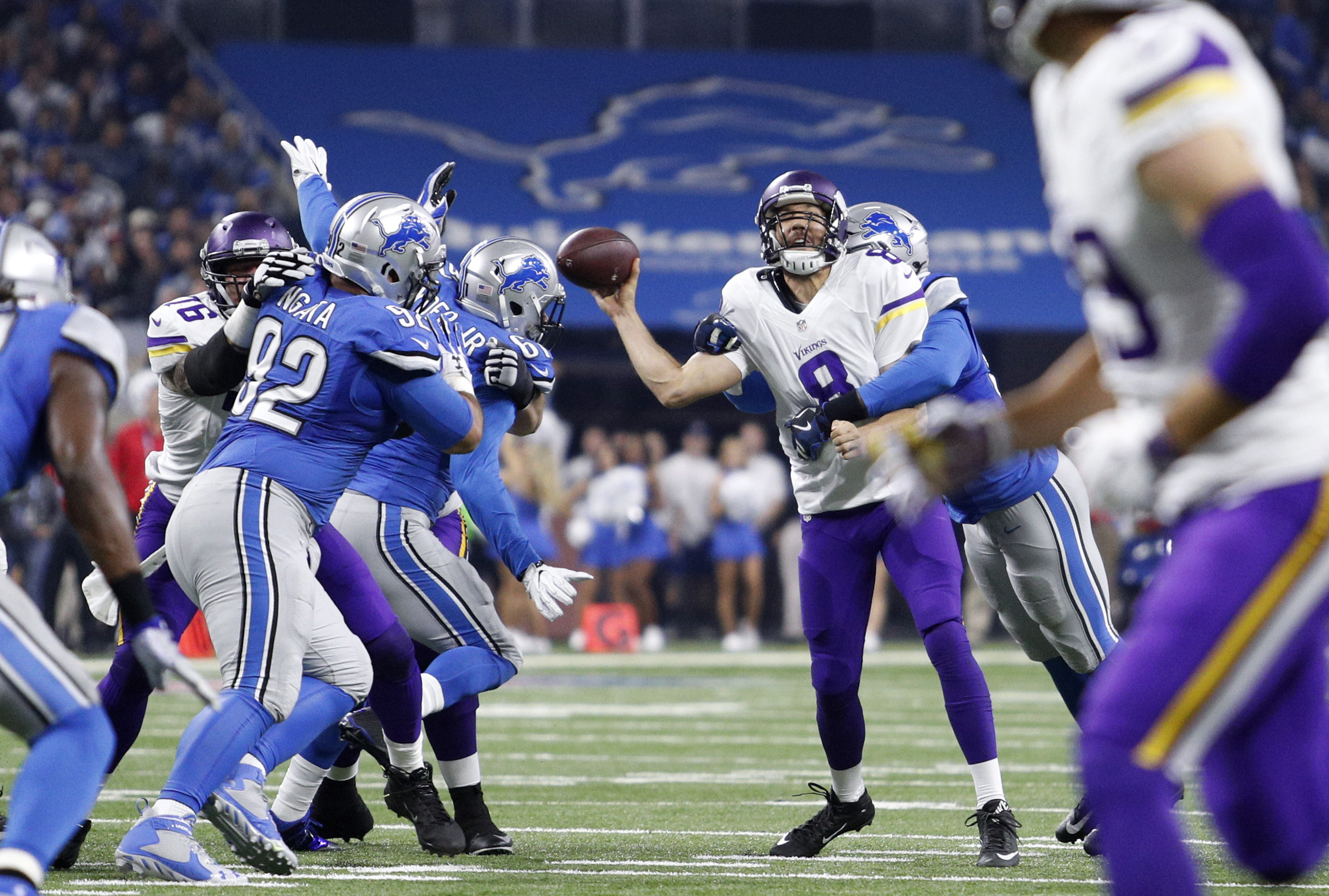 Early look at the Detroit Lions 2017 opponents Minnesota