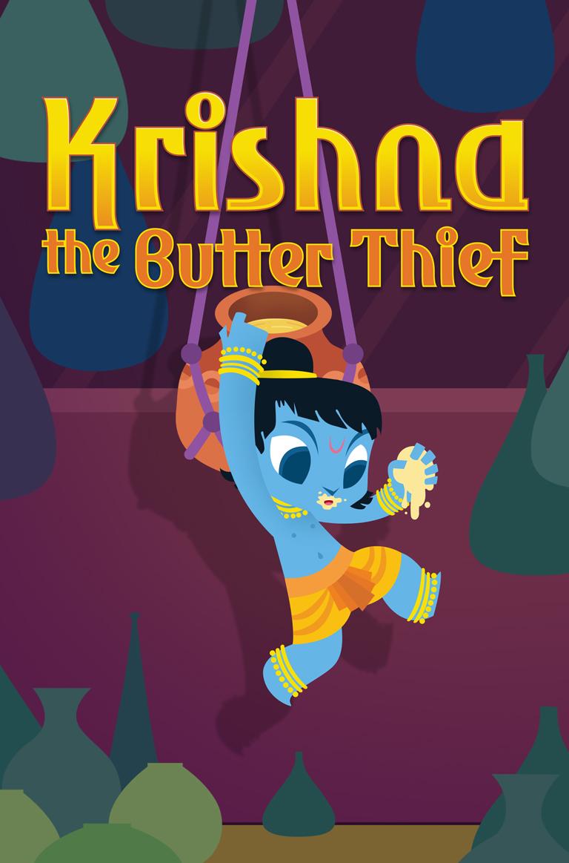 Krishna The Butter Thief Farfaria