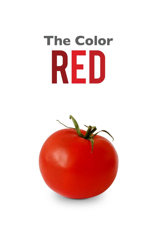 The Color Red Farfaria