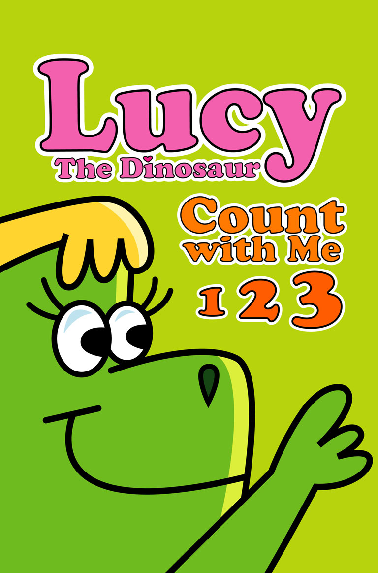 Lucy the Dinosaur Count With Me  FarFaria