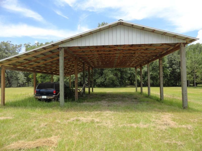 Expired 5 Ac With Pole Barn And Storage Farm For Sale