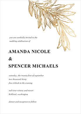 wedding invitation maker create your