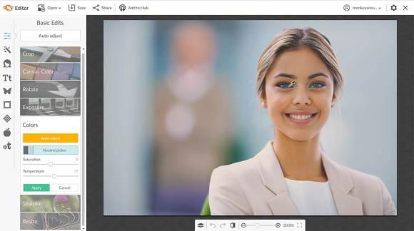 Professional Portrait Retouching Tips | PicMonkey
