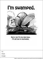 Contemporary Fax Template