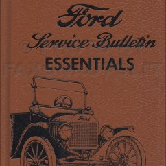 1915 Ford Model T Wiring Diagram Low Voltage Diagrams 1927 Best Library1919 Factory Service Bulletins Reprint