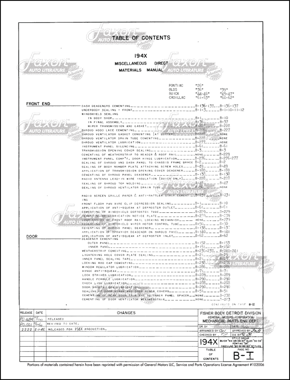 Electrical Wiring Diagram For 1942 Chevrolet Trucks Spare