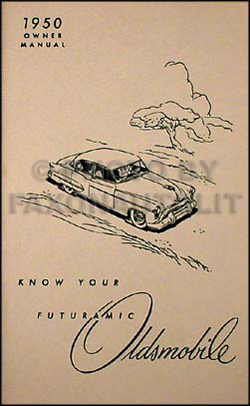Diagram Is Scanned From A 1958 Buick Service Manual