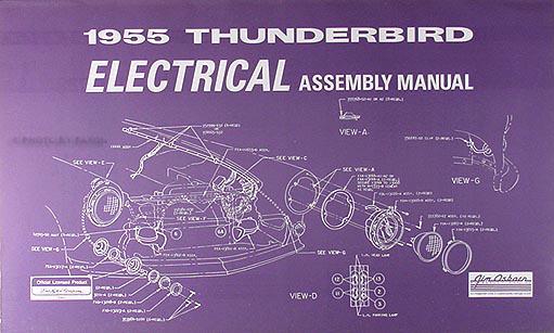 1955 thunderbird fuse box custom wiring diagram u2022 rh littlewaves co