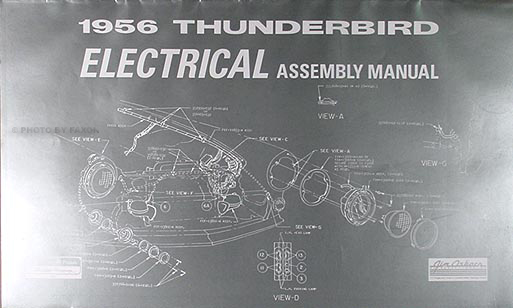 Power Seat Installation And Wiring Diagram Of 1958 Ford Cars