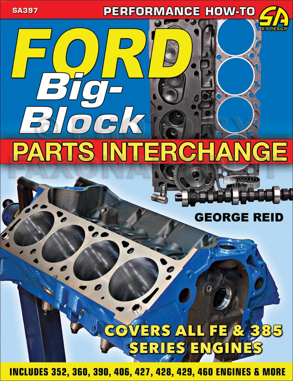 medium resolution of ford 390 engine part diagram