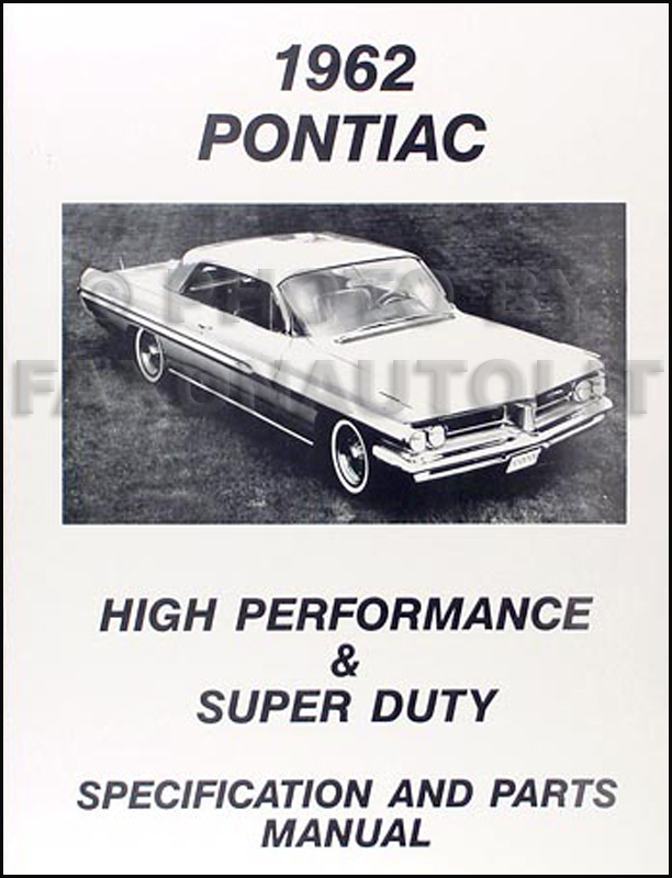 grand prix parts diagram 5 wire 1962 pontiac hi performance options reprint catalog