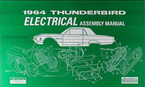 Ford Thunderbird Wiring Diagram Wiring Harness Wiring Diagram