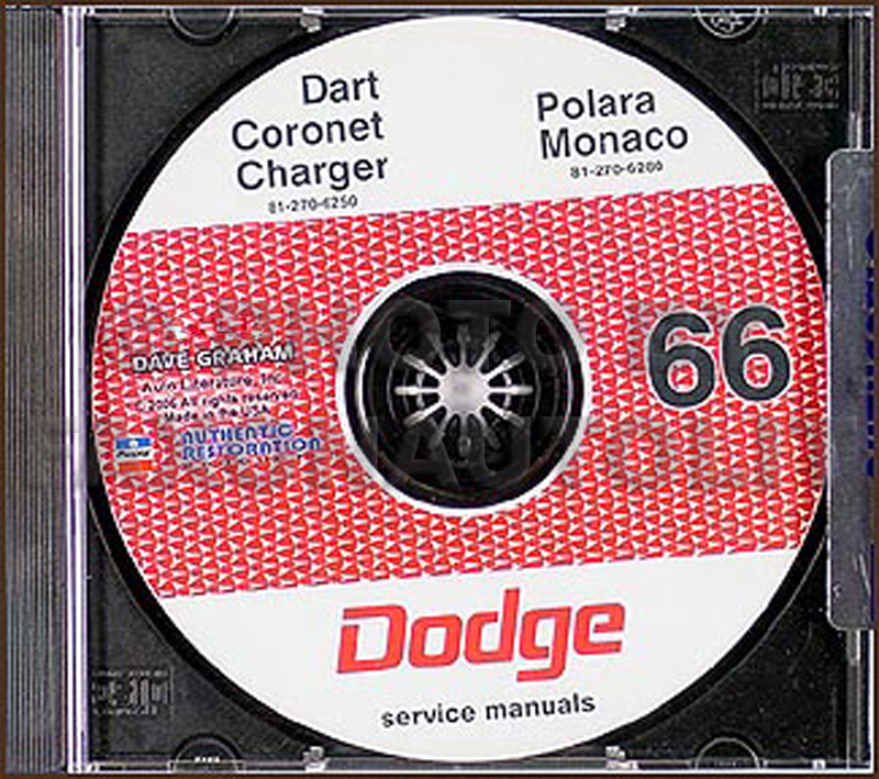 1966 dodge cd repair shop manual for all models - 1966 dodge coronet wiring  diagram