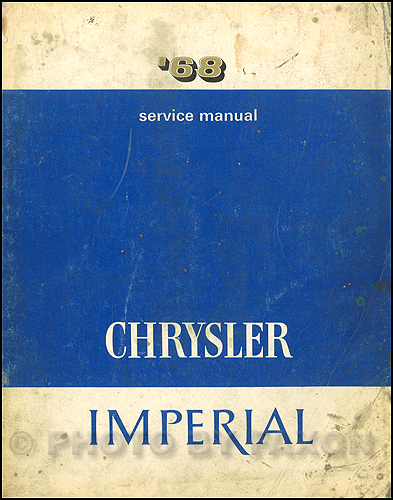 1968 Chrysler Wiring Diagram Fix Your Own Car With Wiring Diagram