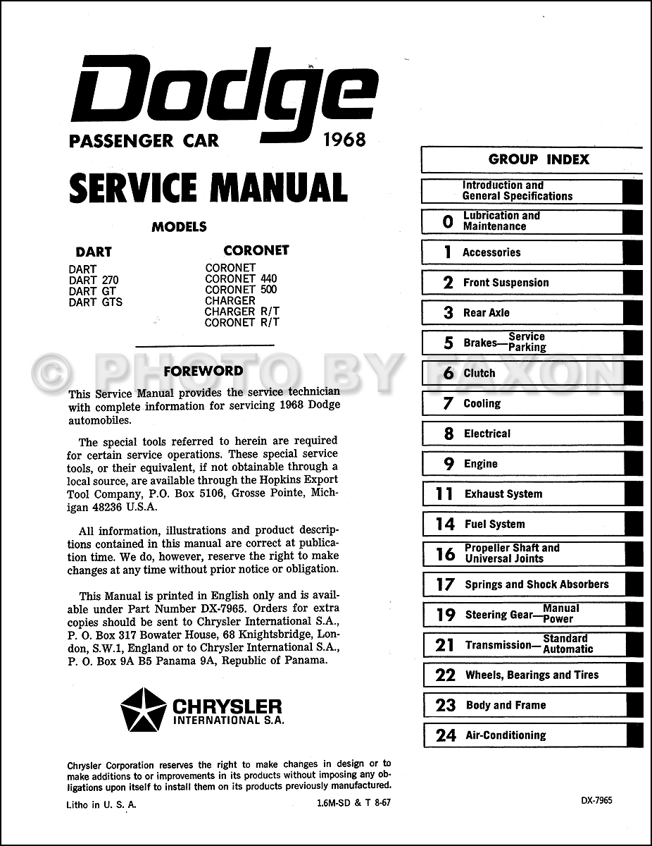 medium resolution of 1968 dodge charger wiring diagram wiring diagram portal 2010 dodge charger trunk fuse box diagram 1968