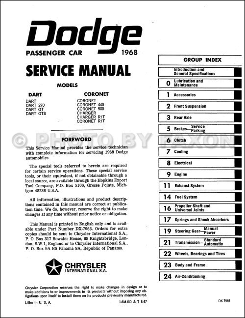 small resolution of 1968 dodge charger wiring diagram wiring diagram portal 2010 dodge charger trunk fuse box diagram 1968
