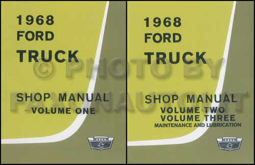 1967 Ford F100 Diagram