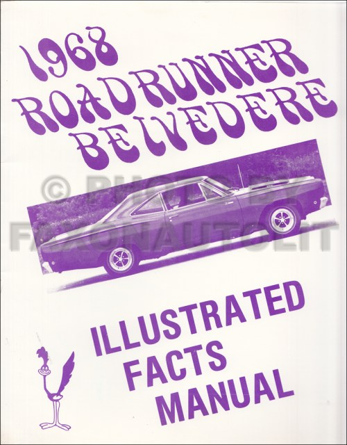 small resolution of 1968 belvedere satellite road runner and gtx wiring diagram manual 1968 plymouth ilrated