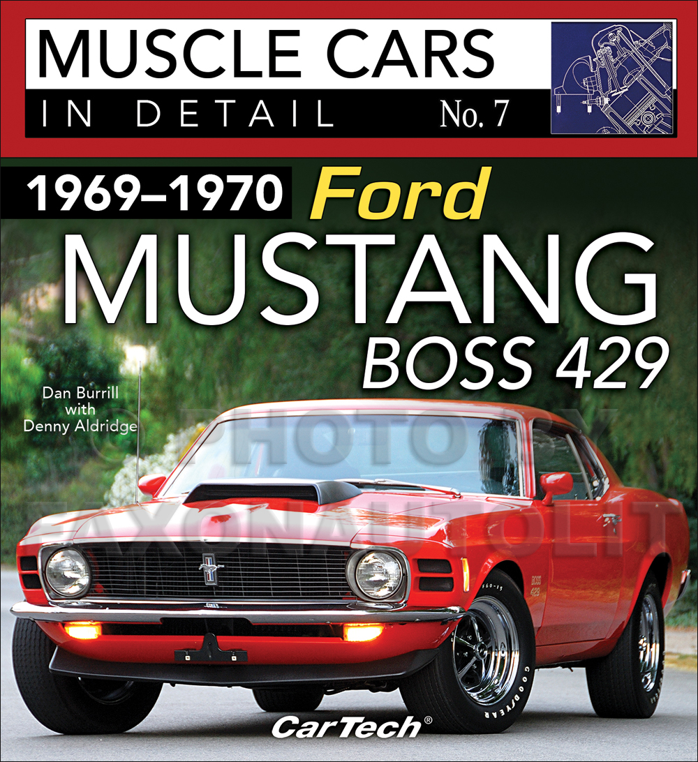 hight resolution of boss 429 home 1970 mercury cyclone 429 1969 ford mustang and mercury cougar wiring diagram original