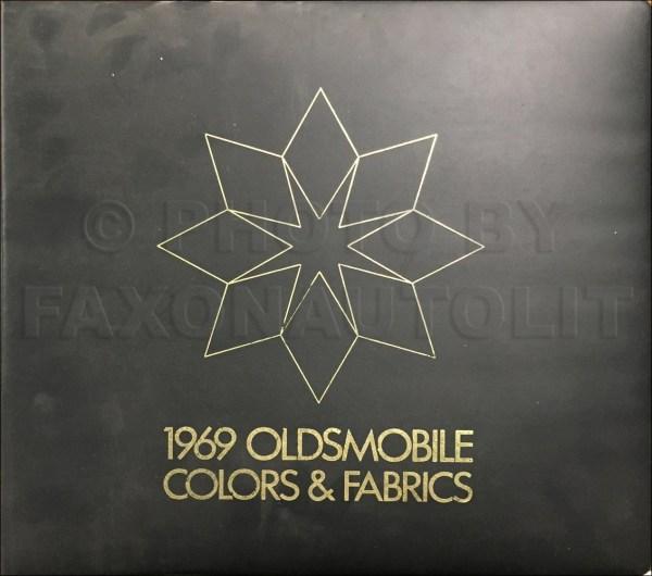 1969 olds cutlass -85 & 442 wiring diagram manual reprint