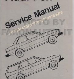 1973 1979 audi fox bentley repair manual [ 800 x 1052 Pixel ]