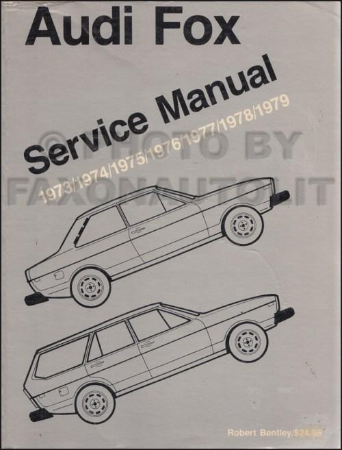 small resolution of 1973 1979 audi fox bentley repair manual