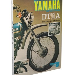 1974 1976 yamaha dt 100 125 175 cycleserv shop manual enduro motorcycle [ 800 x 1040 Pixel ]