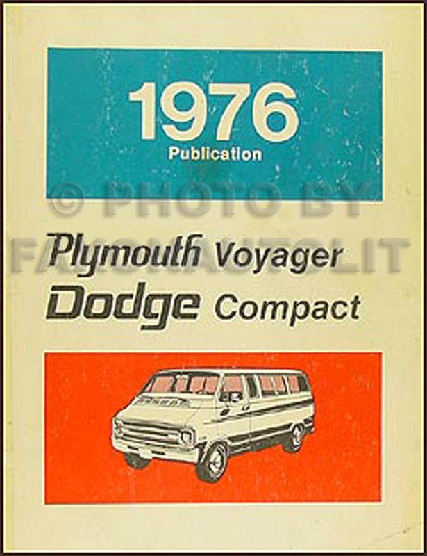 1976 Dodge Motorhome Wiring Diagram