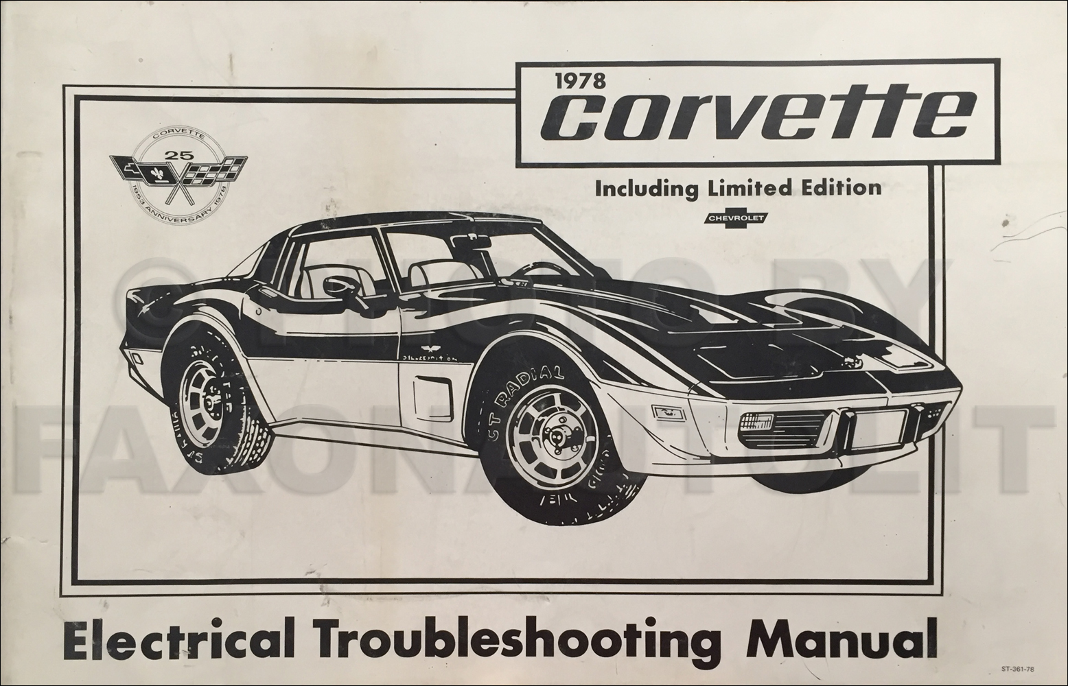 Wiring Diagram Further 1978 Corvette Wiring 1978 Corvette Wiring