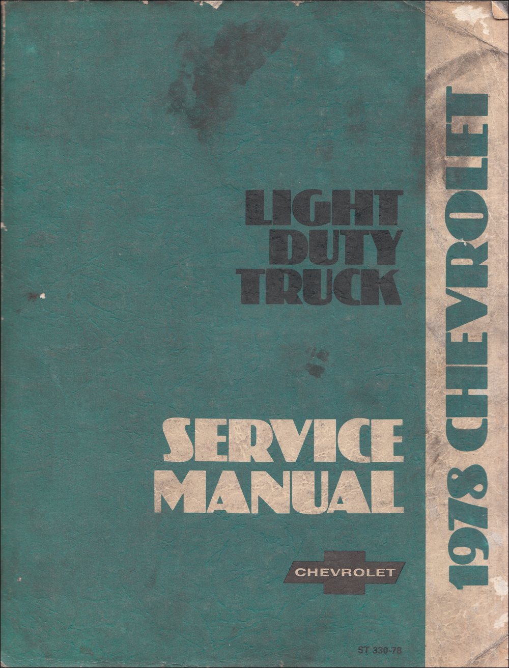 Controller Wiring Diagram Of 1979 Gmc Light Duty Truck Series 10 35