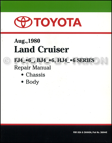 Toyota Land Cruiser Radio Wiring Diagram