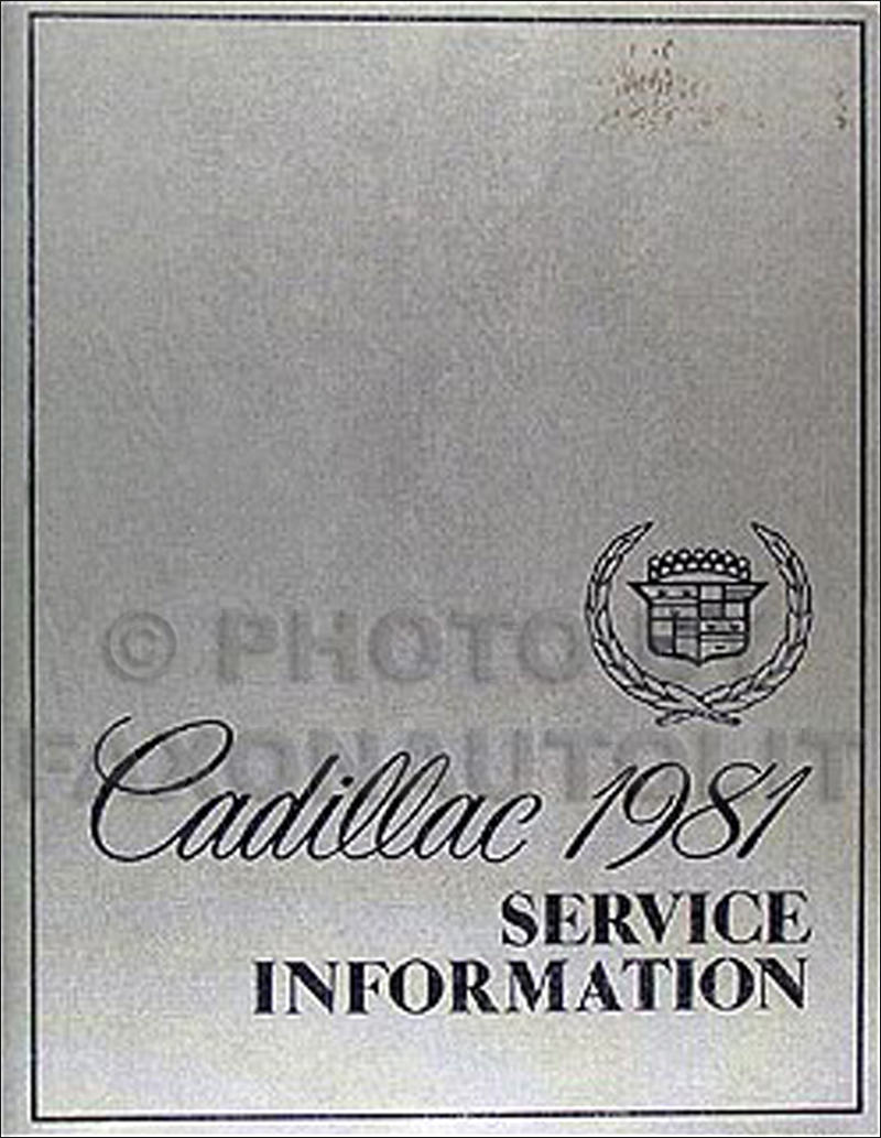 1979 Cadillac Seville Foldout Color Wiring Diagram Original Electrical