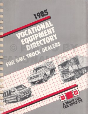 1985 GMC S15 Chevy S10 Wiring Diagram Original Pickup