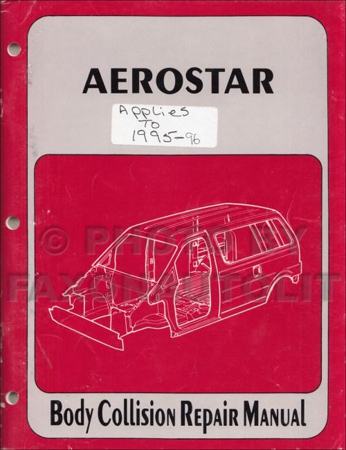 small resolution of  ford aerostar fuse box diagram 2002 2006 toyota camry body collision repair manual original