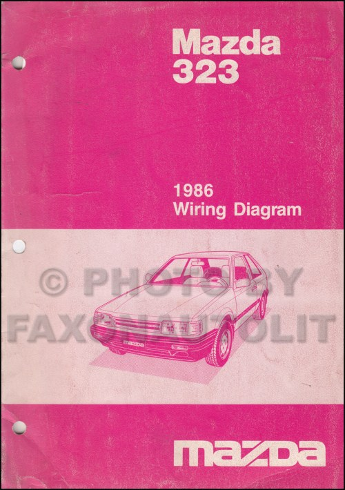 small resolution of 1986 mazda 323 wiring diagram manual original 1986 nissan 200sx wiring diagram 1986 mazda 323 wiring diagram