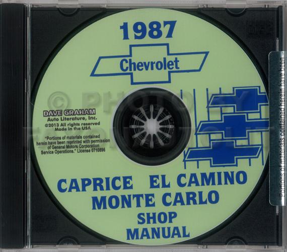 1987 El Camino Wiper Wiring Diagram Image Details
