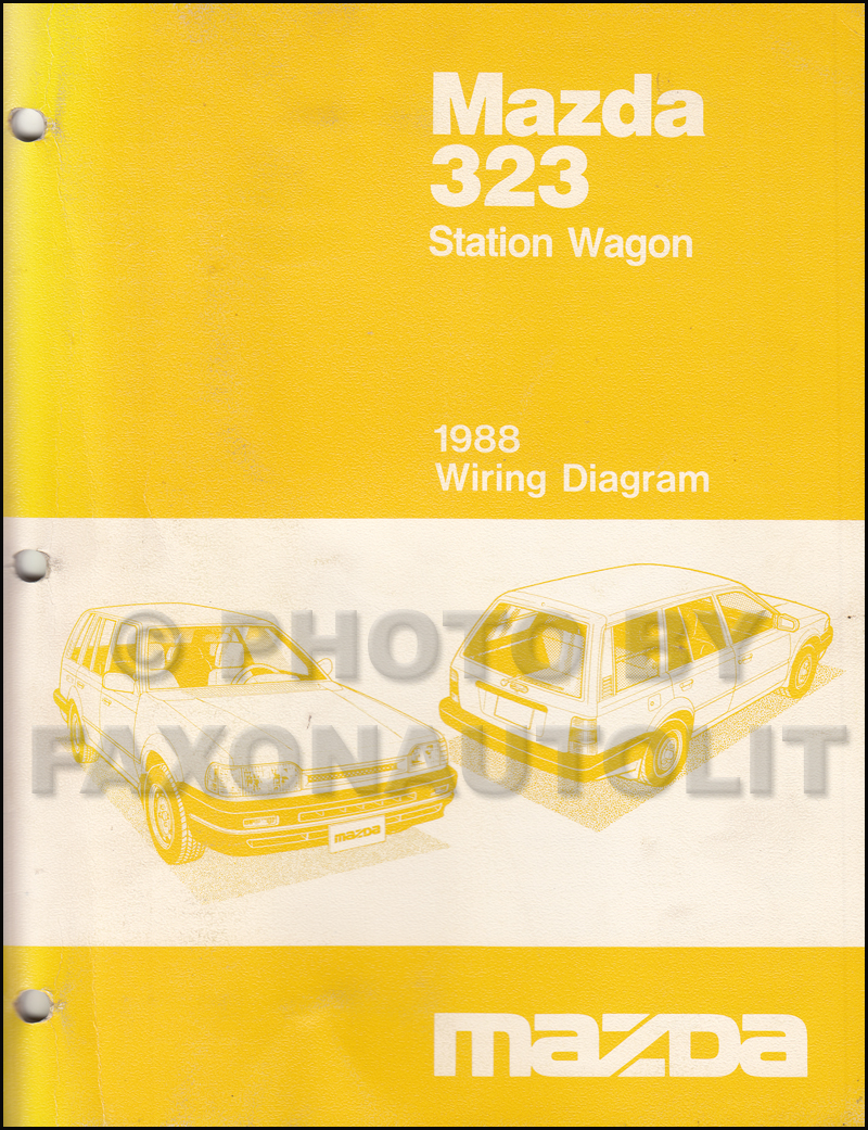 1997 Mazda 323 Astina Wiring Diagram Car Stereo