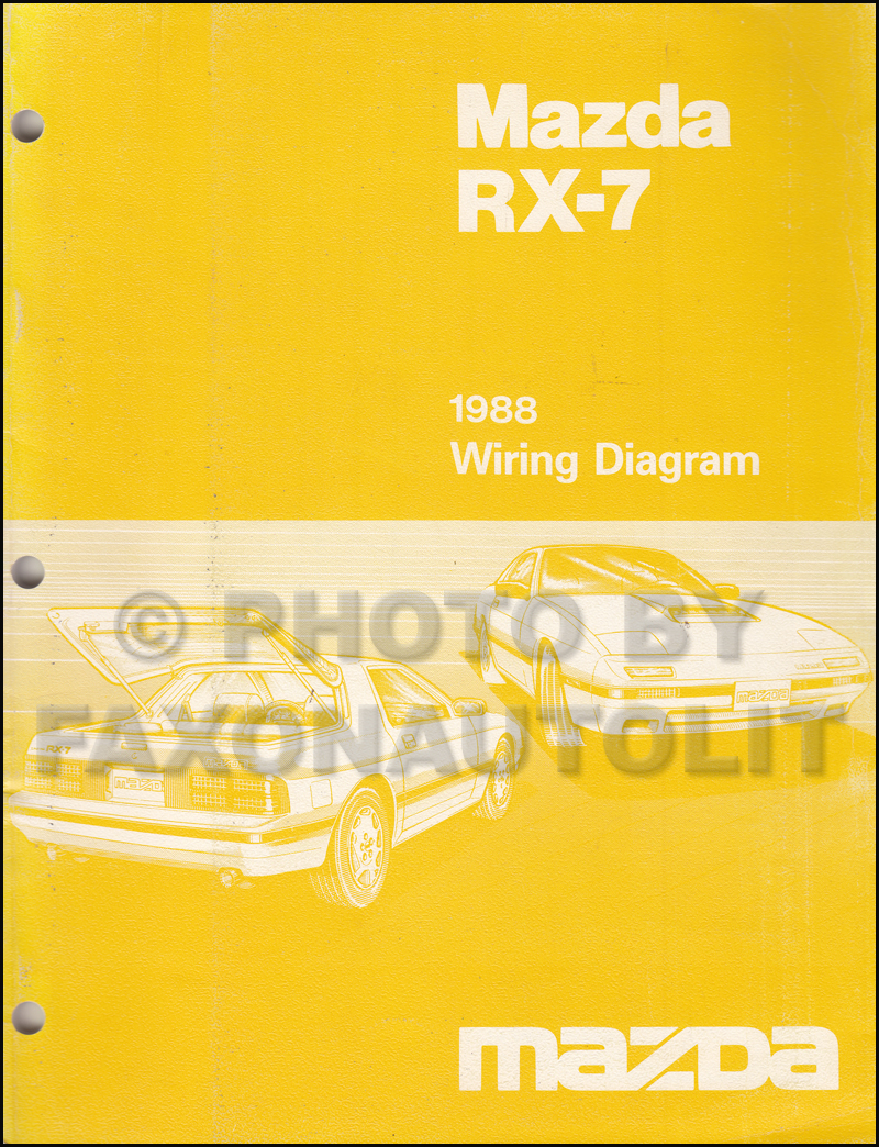 medium resolution of 88 rx7 radio wiring diagram honda wiring diagram wiring 1984 pontiac fiero 2012 pontiac fiero