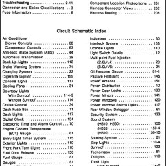 2008 Hyundai Santa Fe Radio Wiring Diagram How To Read A Symbols Accent 40 Images 1989 91hyundaisonataetm Toc 1991 Sonata Electrical Troubleshooting Manual Original
