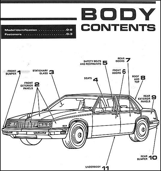1989 Buick Lesabre Fuse Diagram : 31 Wiring Diagram Images
