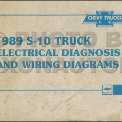 1991 Gmc Sonoma Radio Wiring Diagram Switch Outlet For Chevy S15 Pickup 40