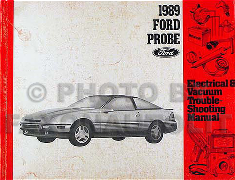 1989 mustang wiring diagram two light 89 probe diagrams automotive data schema ford electrical vacuum troubleshooting manual original autoloc