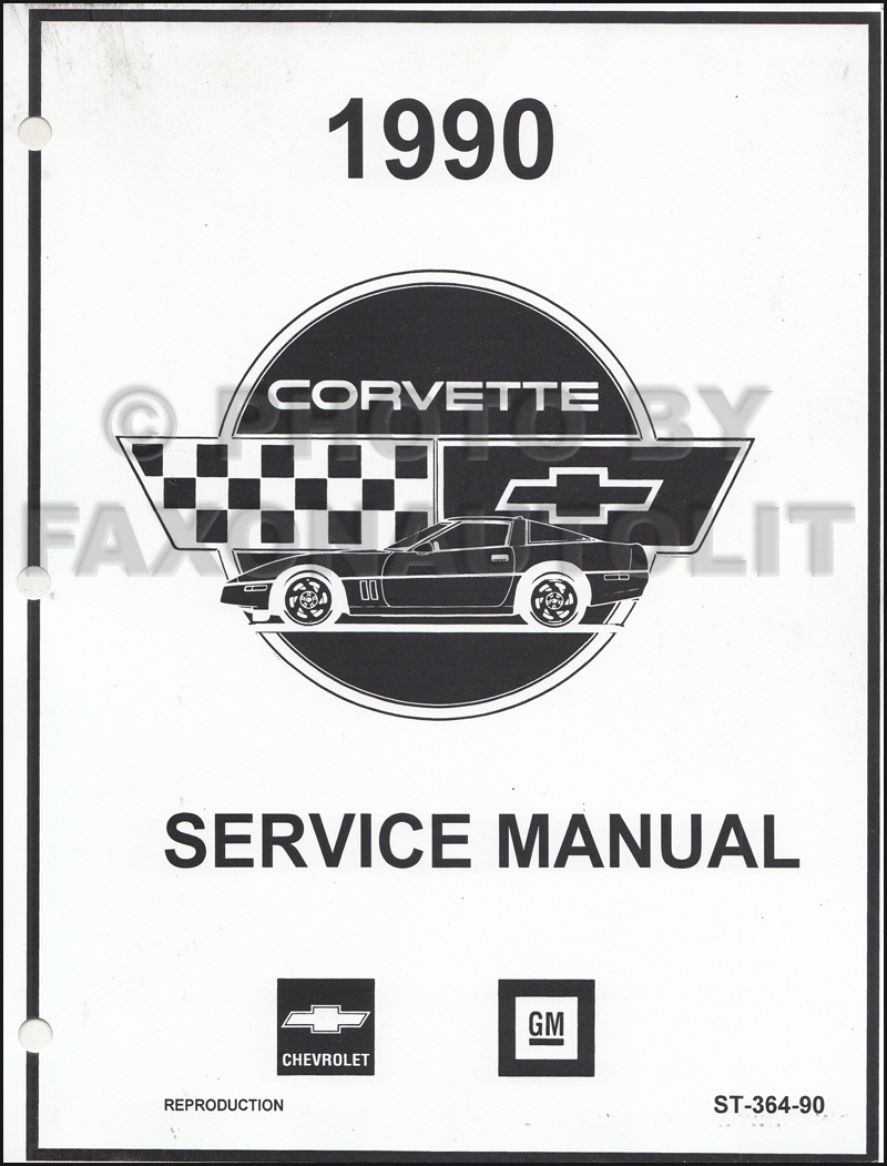 1990-1993 Corvette ZR-1 LT5 Engine Service & Overhaul