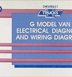 1990 chevy g van wiring diagram manual original [ 1511 x 1000 Pixel ]