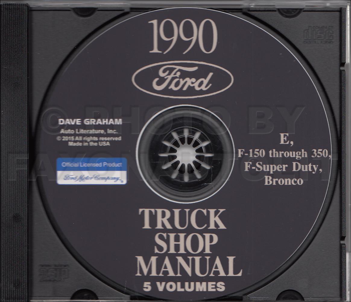 1990 ford e350 wiring diagram 2005 taurus starter econoline foldout van e150 e250