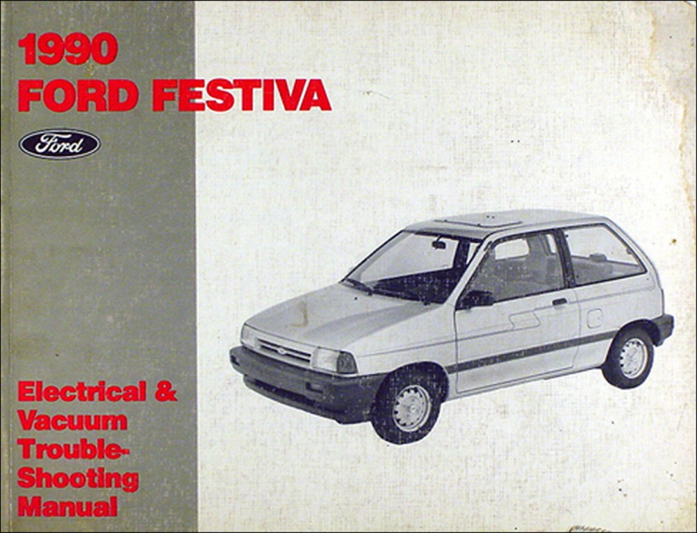 medium resolution of wiring diagram for 1988 ford festiva