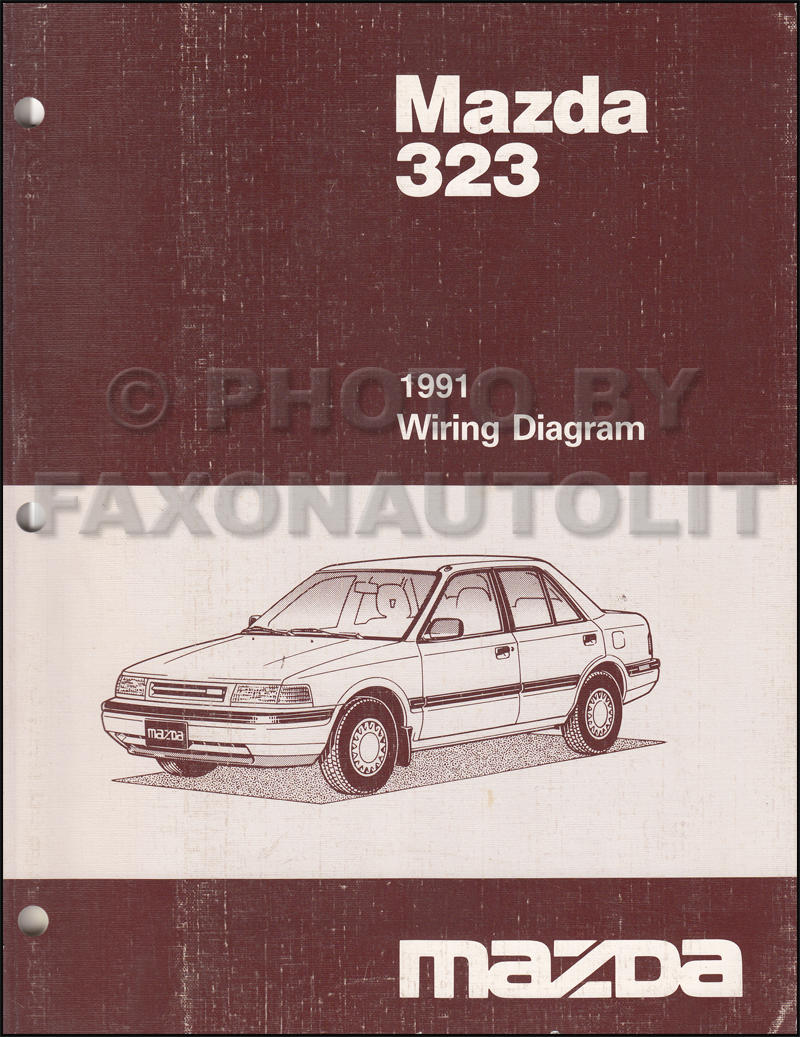 hight resolution of mazda 323 wiring diagram pdf